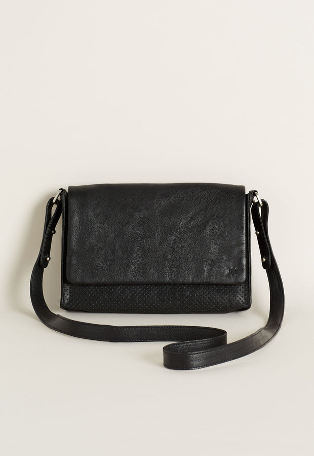 Small Crossbody Bag - Black