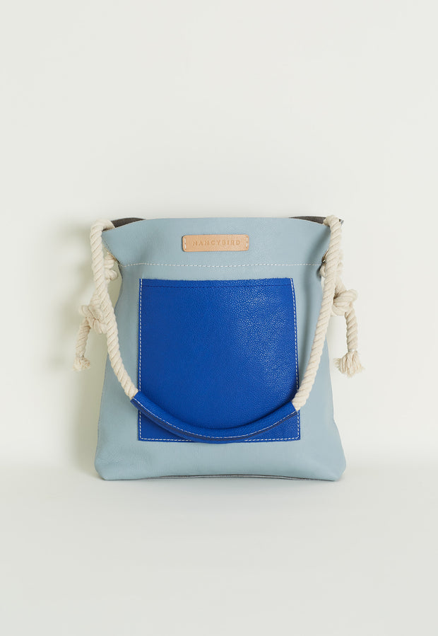 Pocket Shopper - Deep Ultramarine