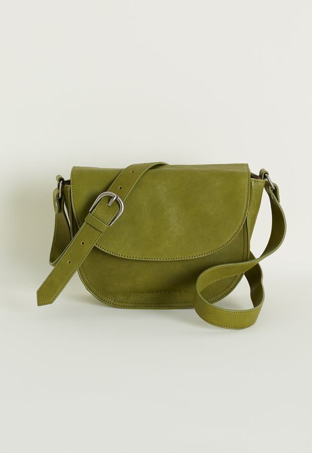 Shell Bag - Moss Green