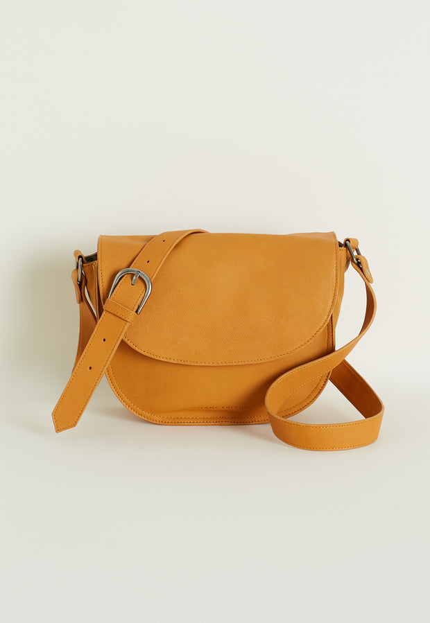 Shell Bag - Ochre