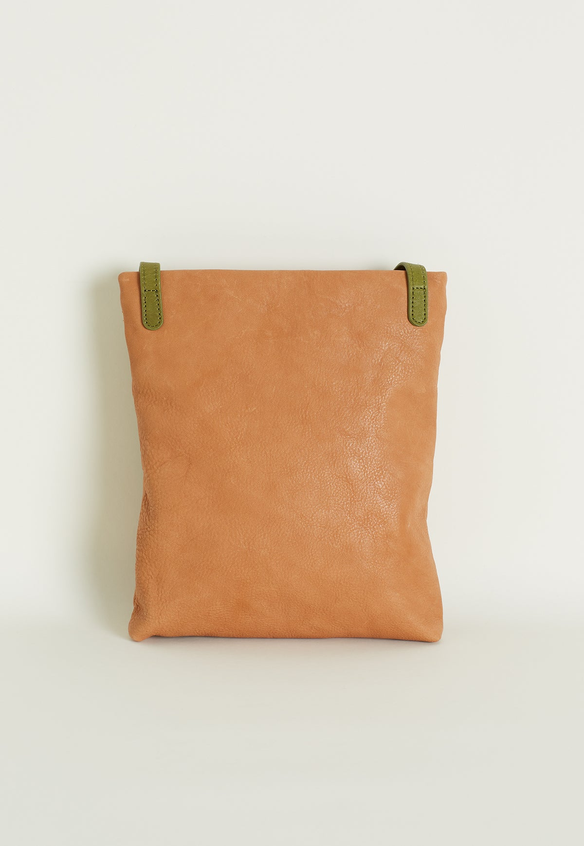 Pocket Crossbody - Almond