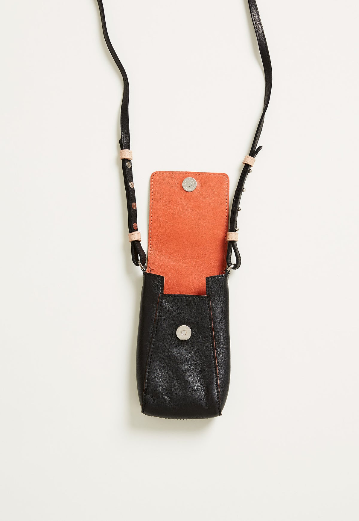 Phone Pouch - Black