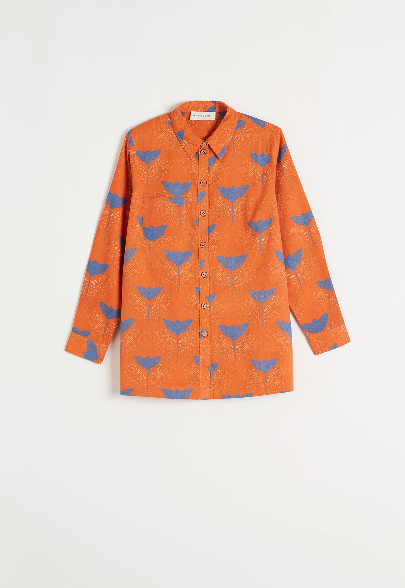 Byron Shirt - Tiger Ray