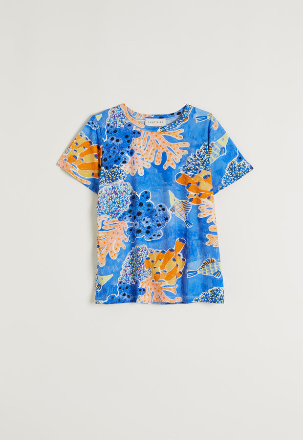 Apollo Tee - Reef