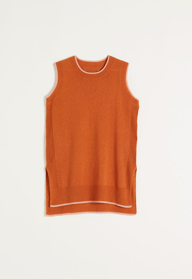 South Cape Tank - Burnt Orange