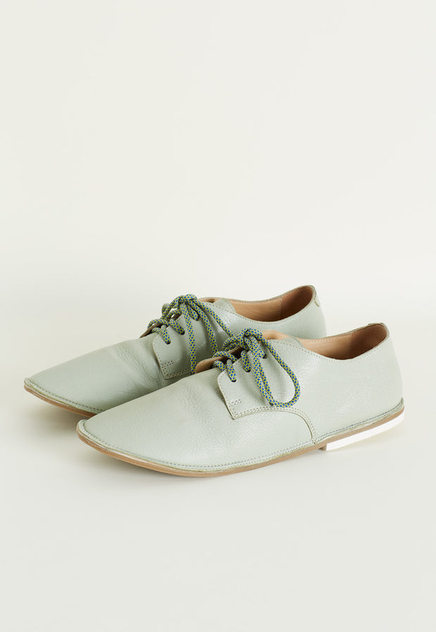 Dune Lace Up - Aqua Foam