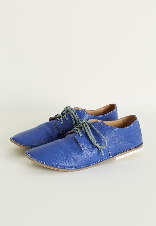 Dune Lace Up - Ultramarine