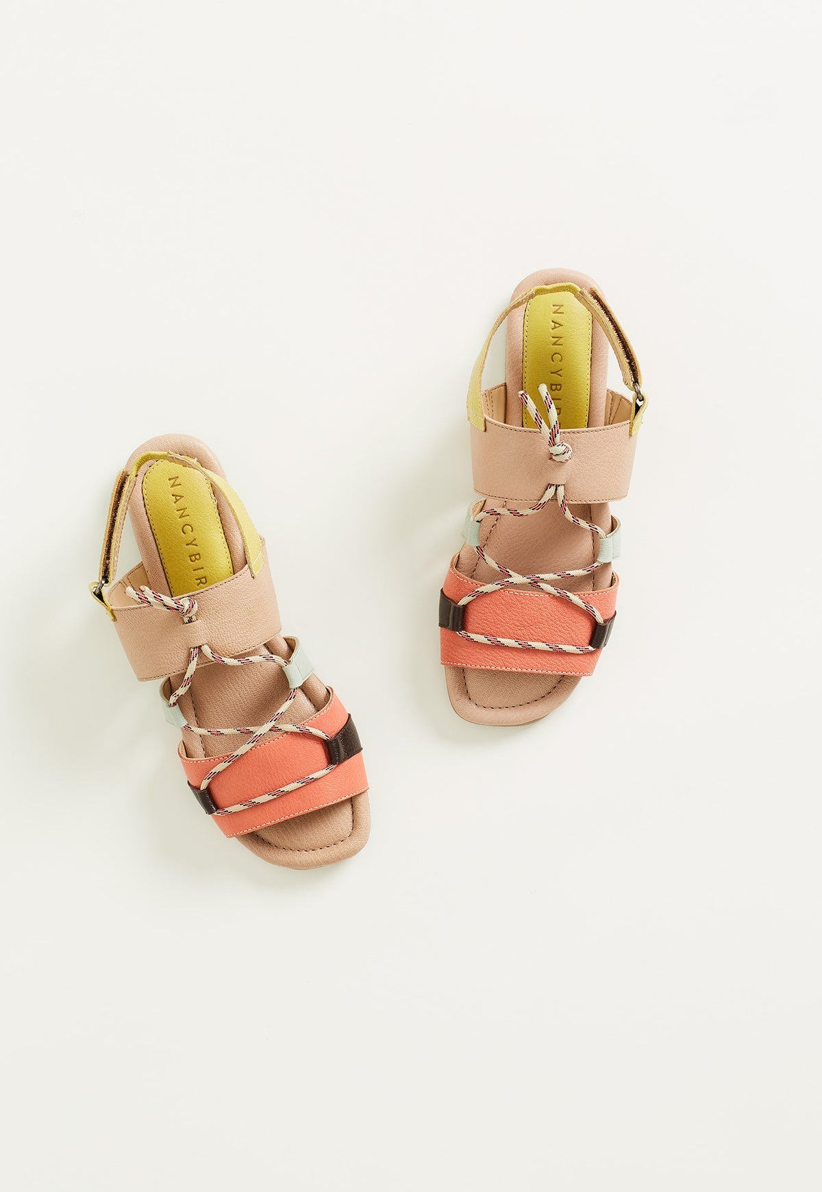 Knot Sandals - Multi