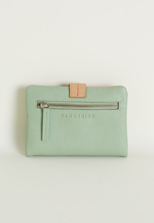 Bedford Wallet - Aqua Foam