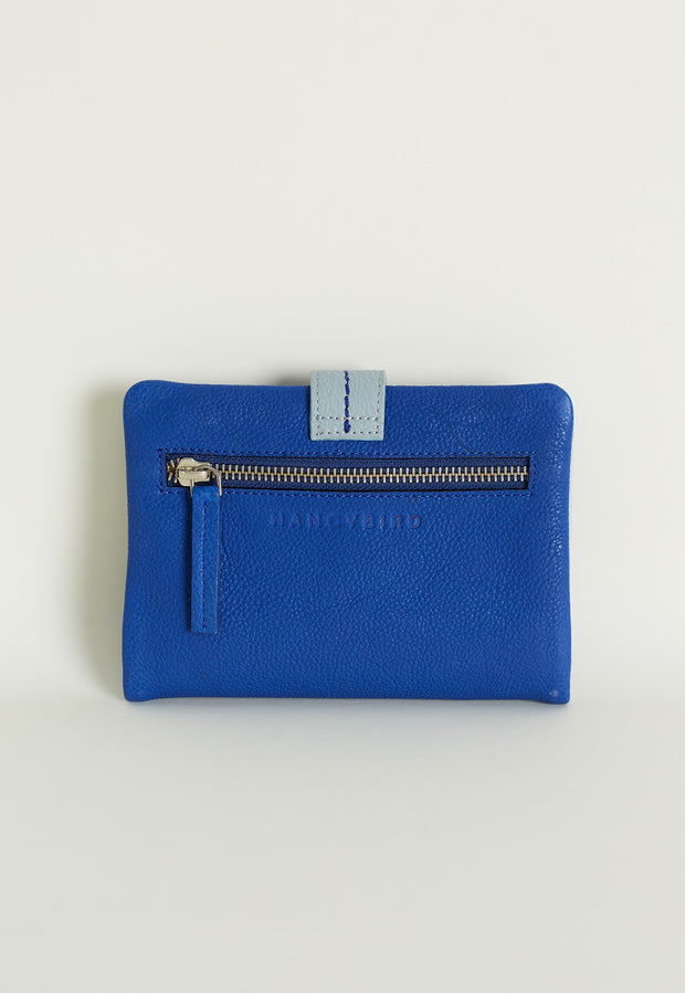Bedford Wallet - Deep Ultramarine
