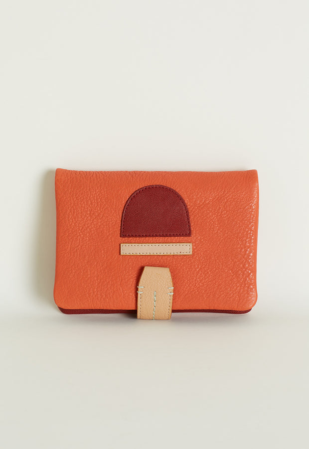Bedford Wallet - Ginger