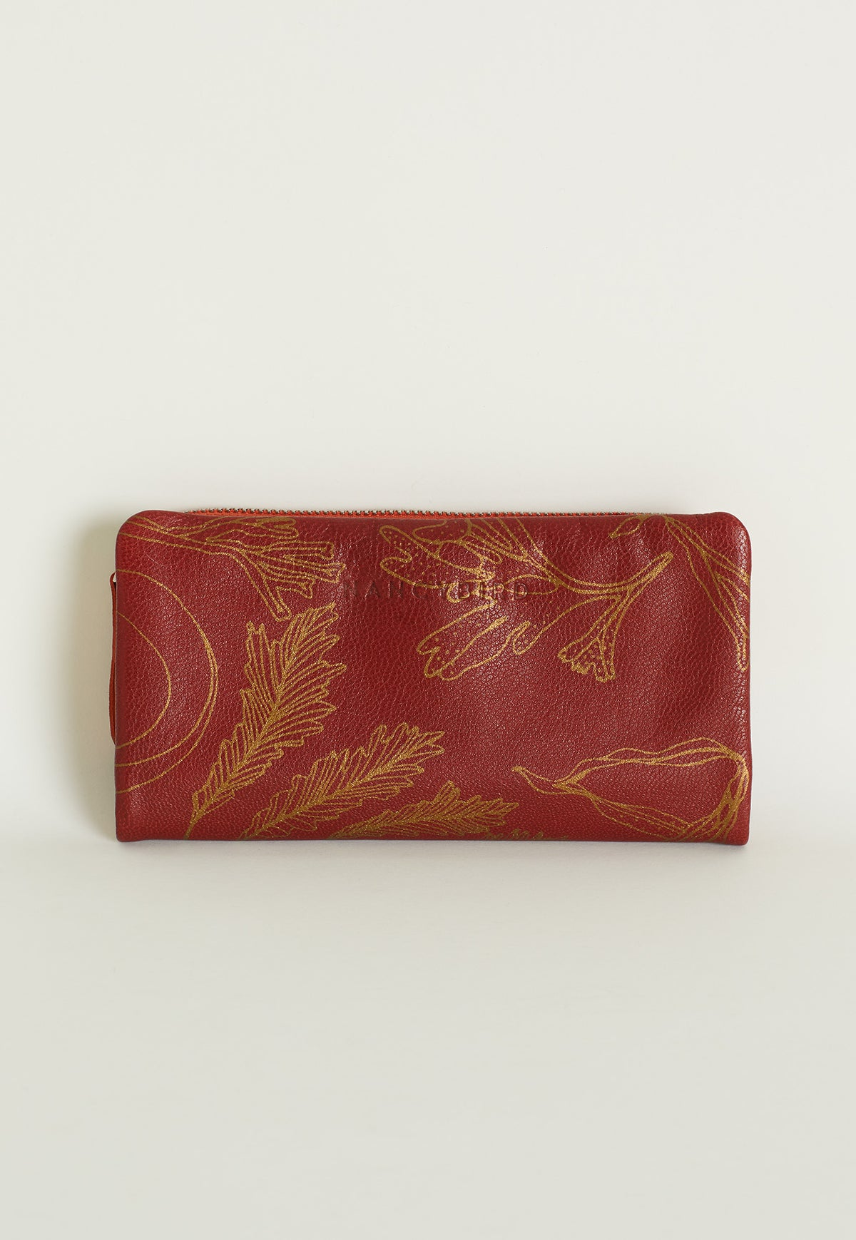 Apollo Wallet - Red Ochre