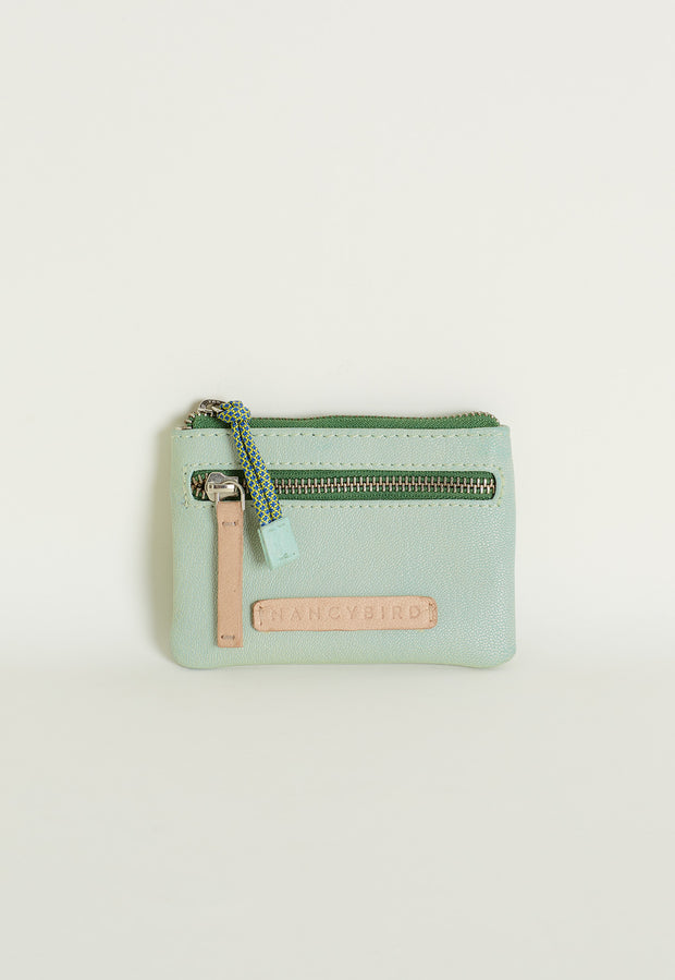 Summit Purse - Aqua Foam