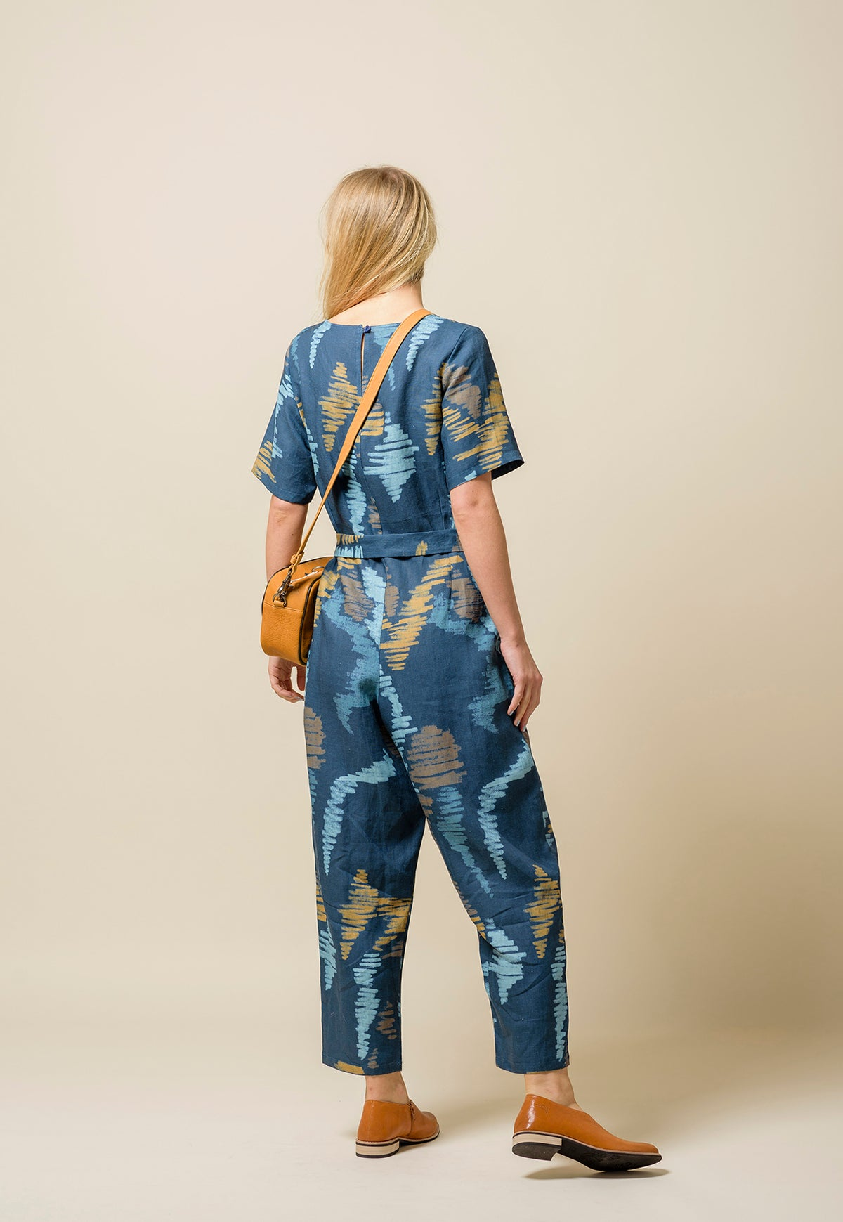 Iluka Jumpsuit - Scribble