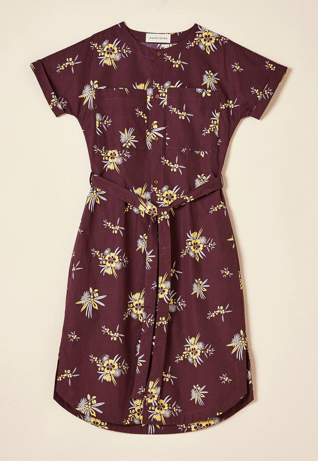 Shirt Dress - Daisy