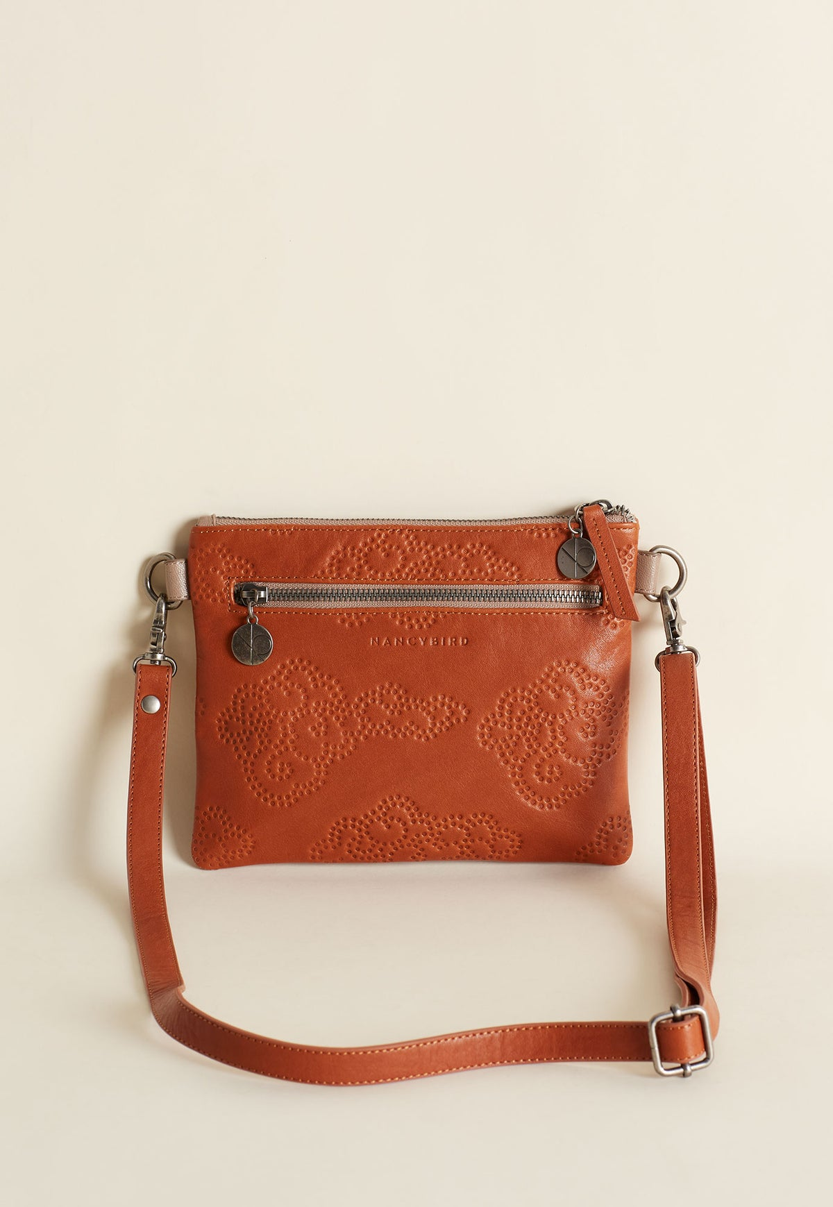 Small Cumulus Bag - Rust