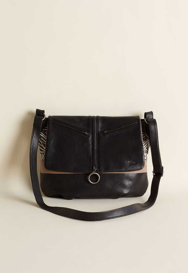 Snap Bag - Black