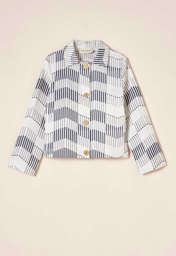 Summer Jacket - Prairie Stripe