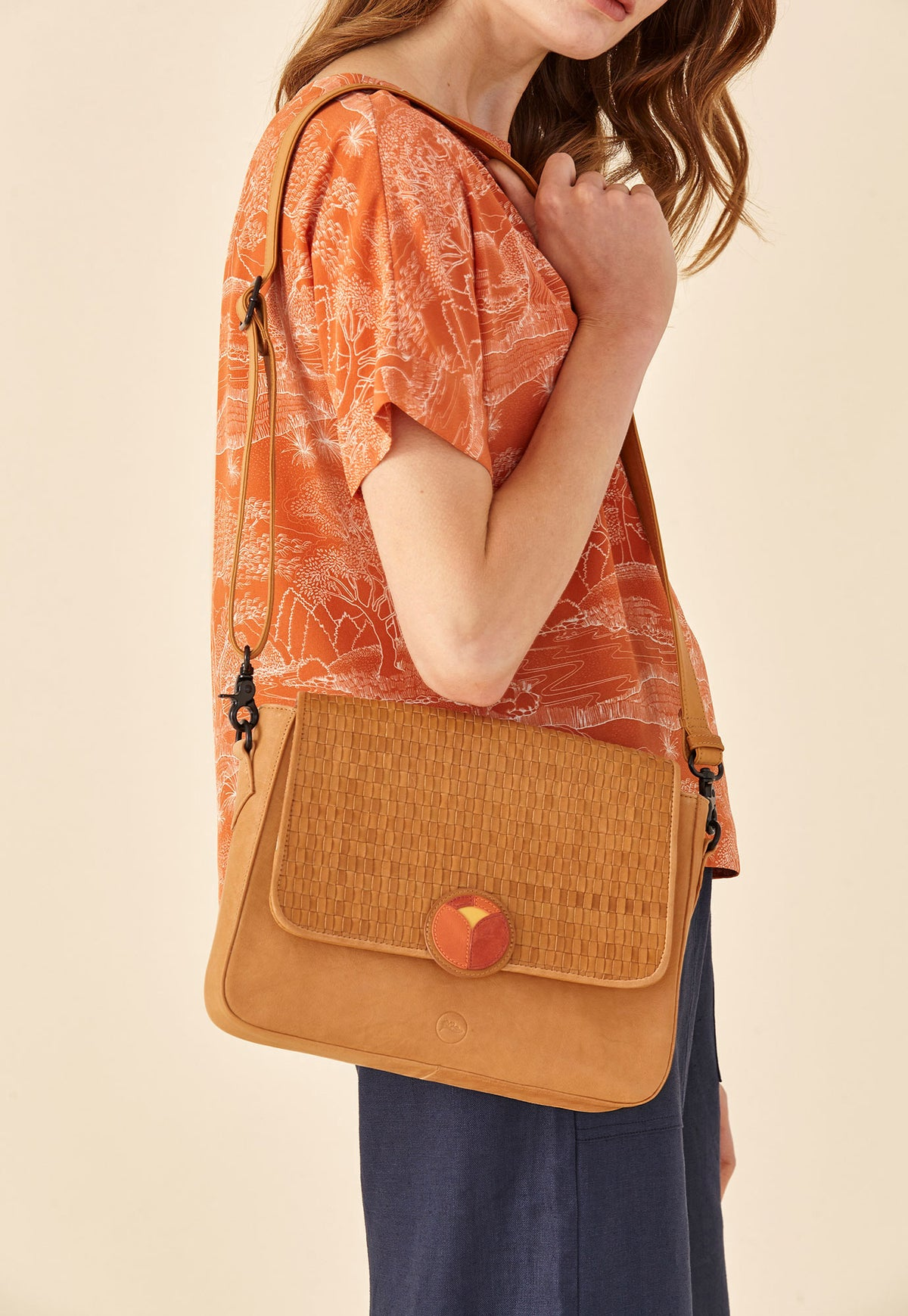 Sunrise Bag - Almond