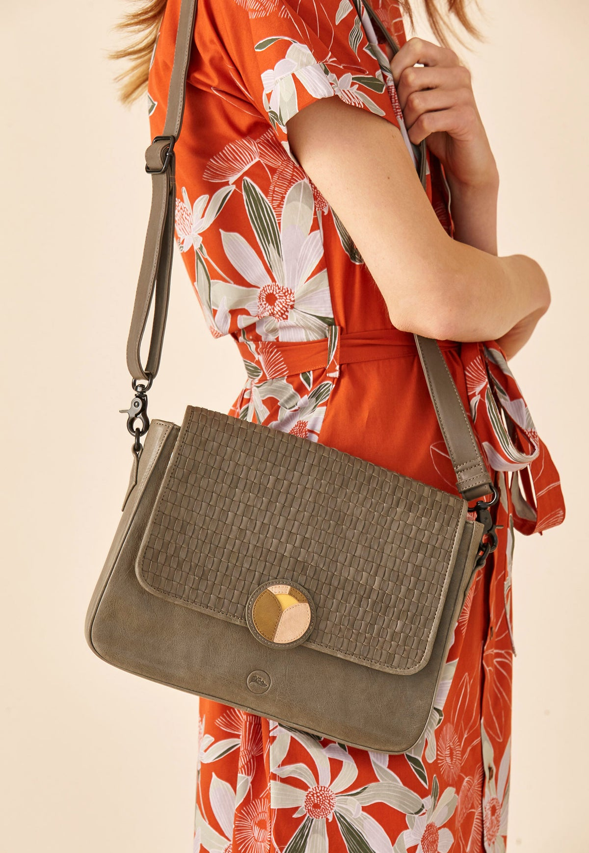 Sunrise Bag - Olive
