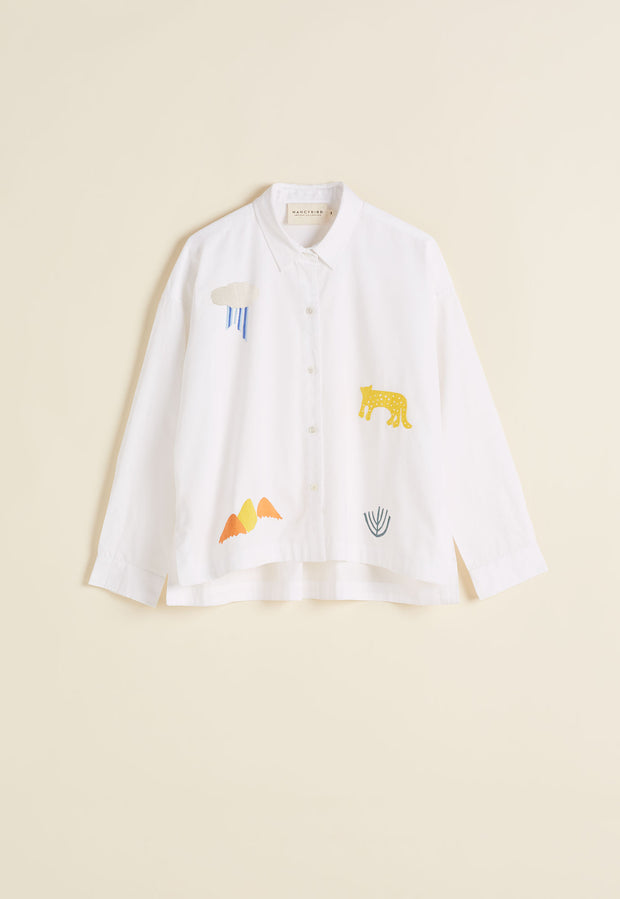 Voyage Shirt - Embroidered