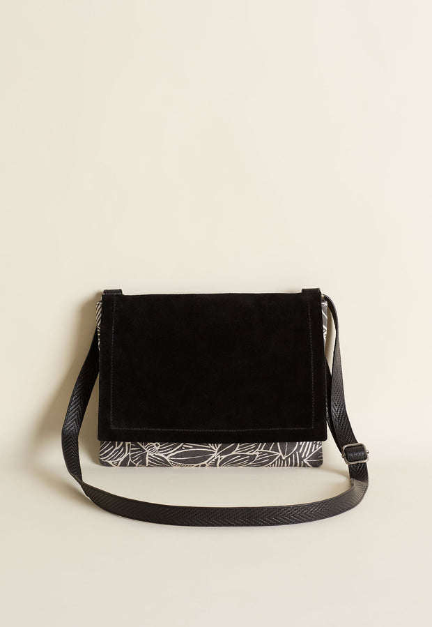 Valley Crossbody Bag - Black