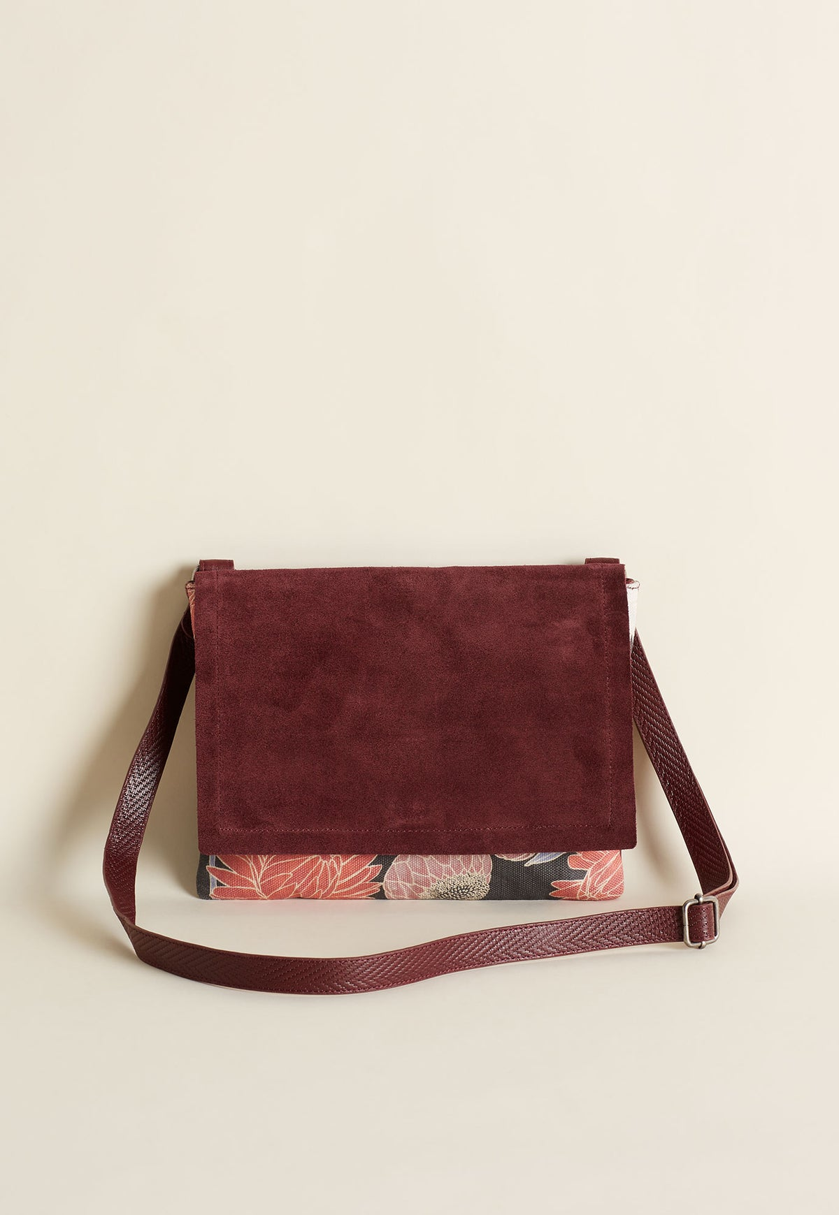 Valley Crossbody Bag - Dark Berry