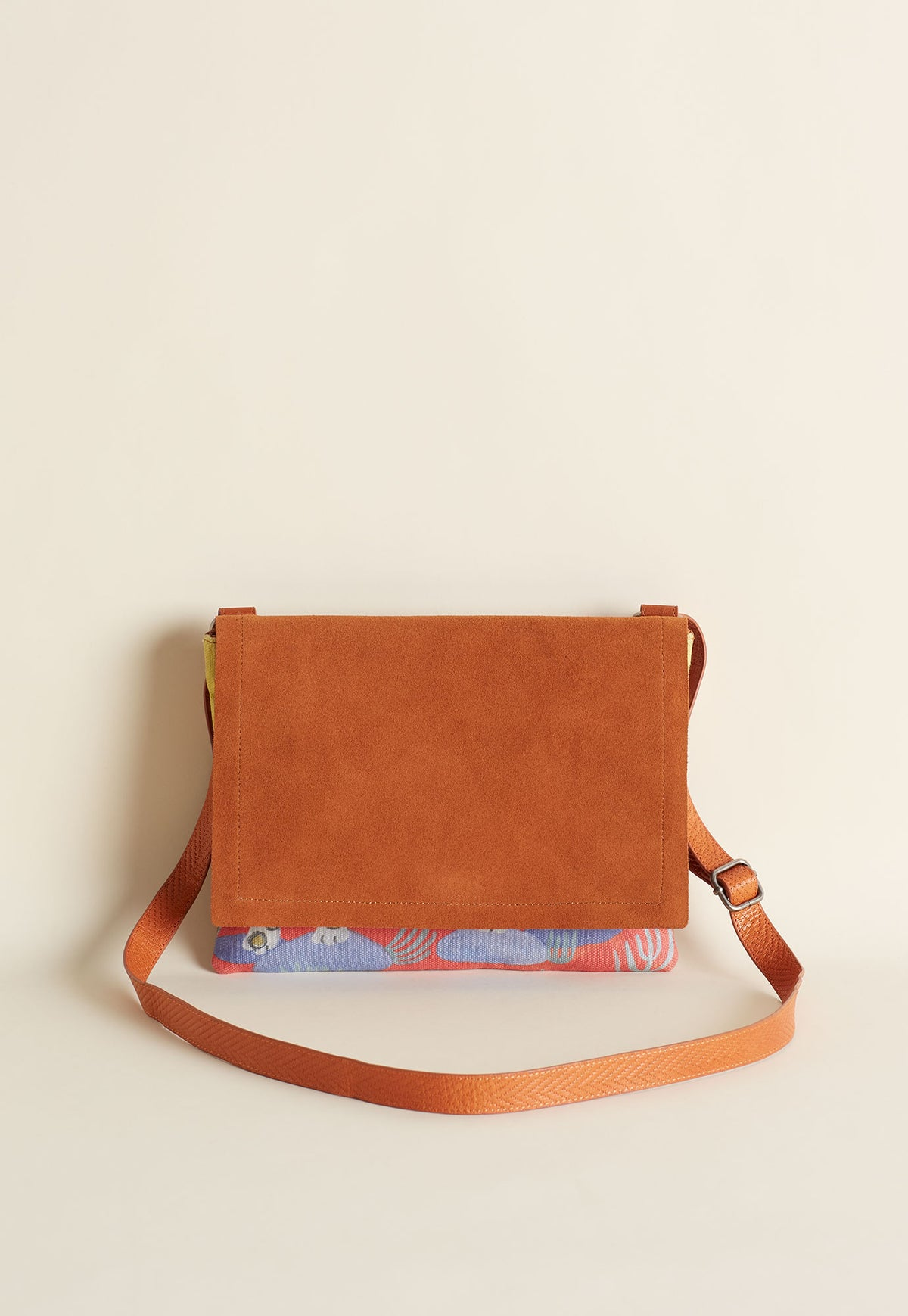 Valley Crossbody Bag - Rust
