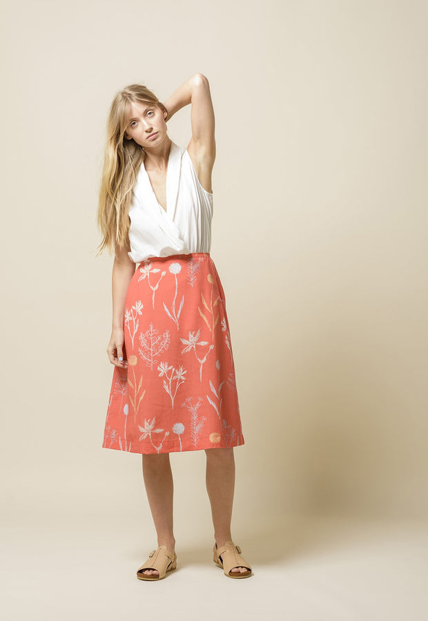 Newtown Skirt - Wildflower