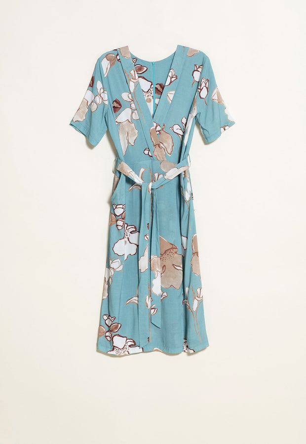 Wrap Dress - Mintbush