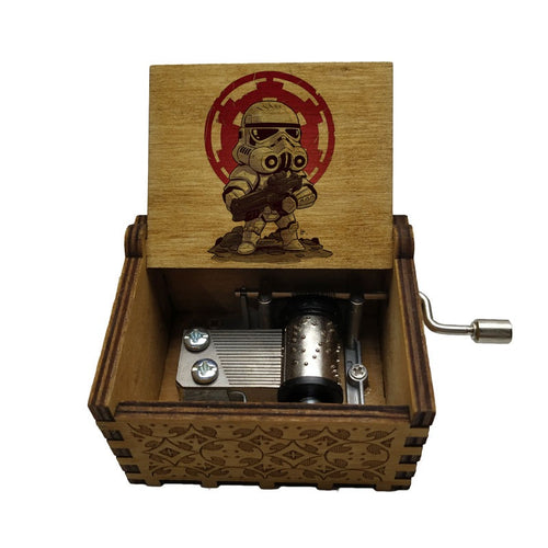Star Wars - Music Chest