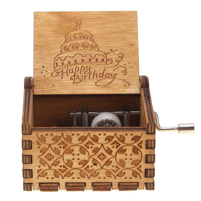 Happy Birthday - Music Chest