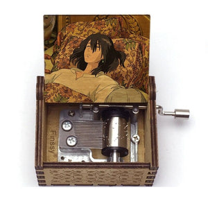 Howl's Moving Castle (Howl) - Merry Go Round Of Life Theme Music Chest