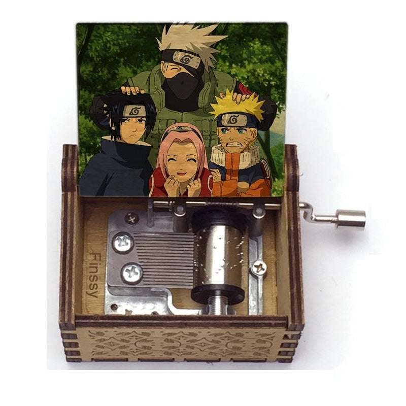 Naruto Shippuden (Hatake Kakashi) - Blue Bird Theme Music Chest
