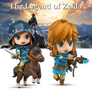 New The Legend of Zelda Collectible PVC Action Figure Toys - 733 & 733 DX Edition Gift Doll