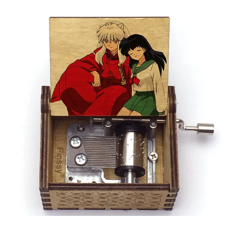 Inuyasha (Kagome Higurashi) - To Love's End Theme Music Chest