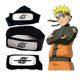 Naruto Shippuden Iconic Protective Headband Great Toy Accessory for Cosplay Costumes