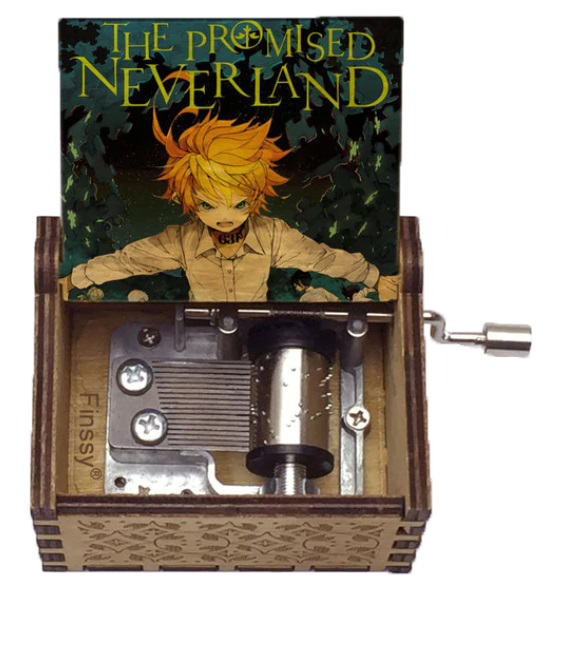 The Promised Neverland (Emma) -  Isabella's Lullaby Music Chest