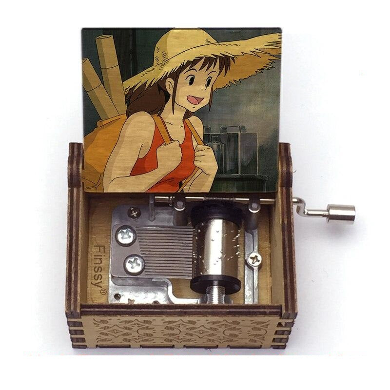 Kiki's Delivery Service - Town With An Ocean View Theme Music Chest (Set 3)