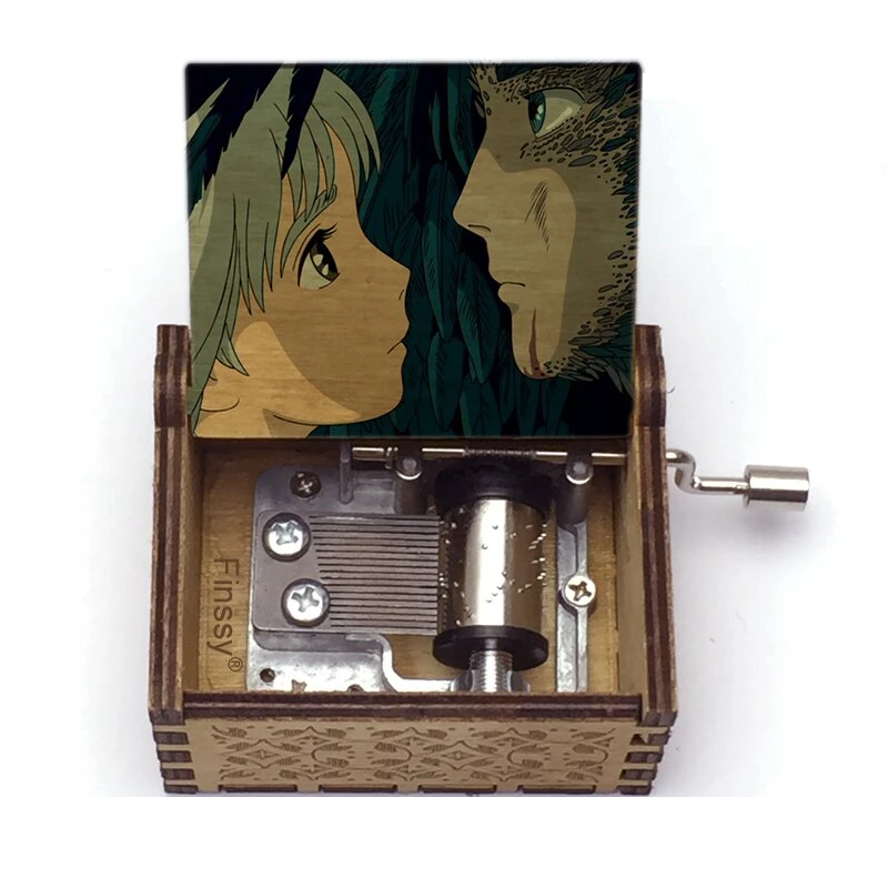 Howl's Moving Castle (Sophie) - Merry Go Round Of Life Theme Music Chest