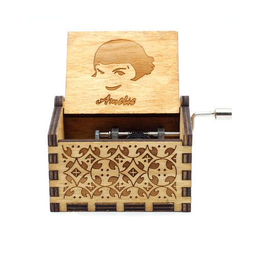 Amelie Theme Song - Music Chest