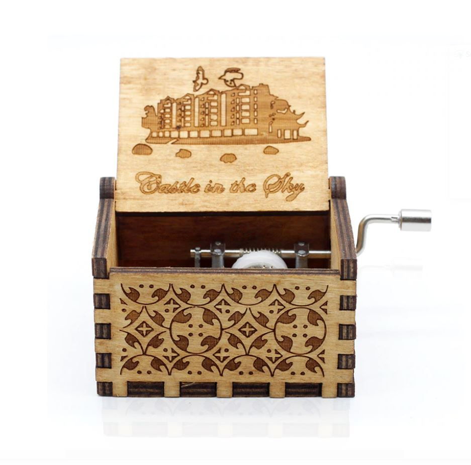 Castle in the Sky - Music Chest