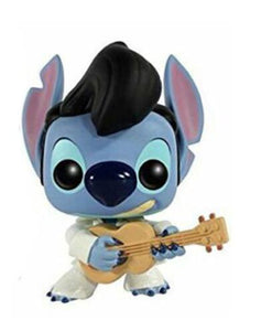 FUNKO POP Stitch {Elvis Presley} Action Figure Toy For Children