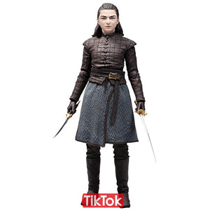 Game of Thrones' Collectible Toy Action Figure Model Doll - Jon Snow, Daenerys Targaryen, Night King, Viserion, Arya Stark, Drogon