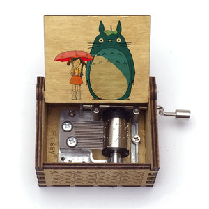 My Neighbor Totoro - Tonari No Totoro Original OST  Music Chest (Set 4)