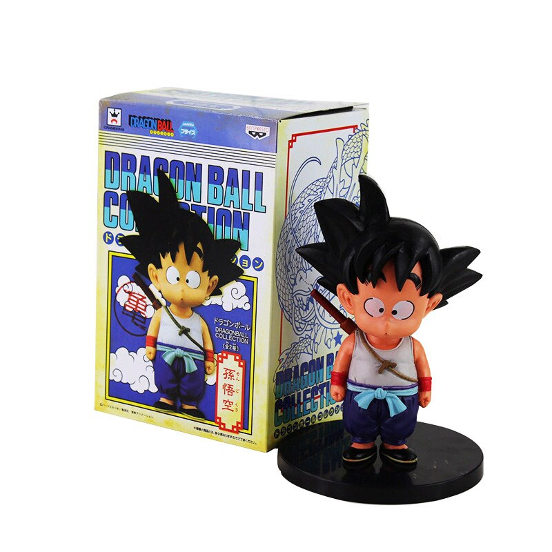 Dragon Ball Cute Characters Collectible PVC Action Figure Toy