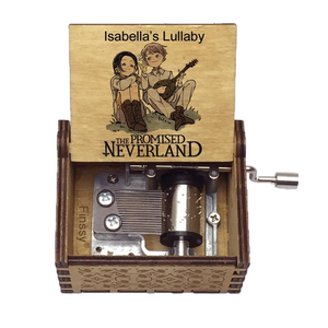 The Promised Neverland (Isabella) -  Isabella's Lullaby Music Chest