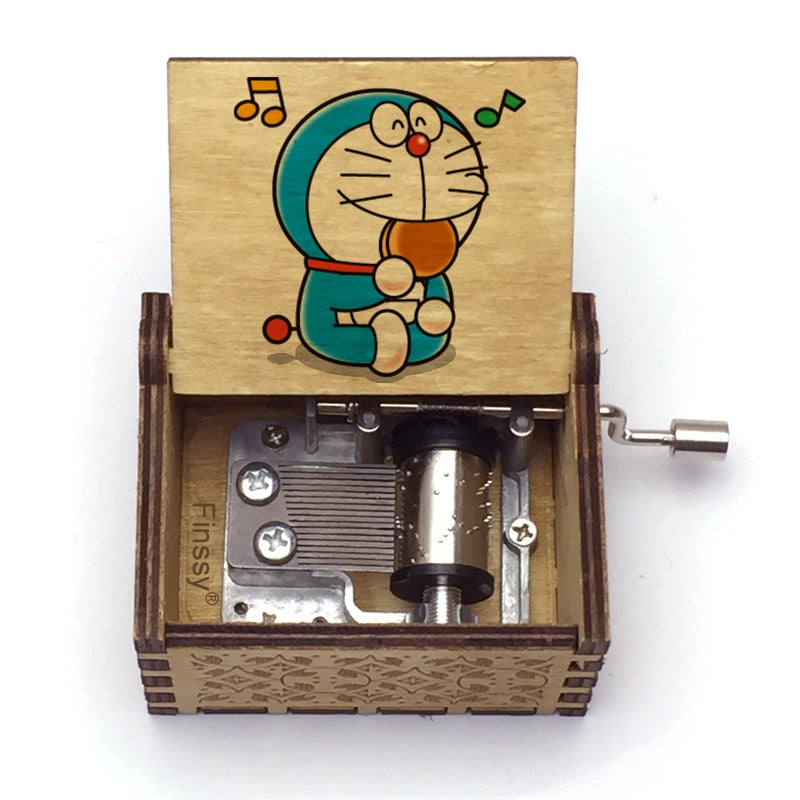 Doraemon - Theme Song Music Chest
