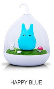 Studio Ghibli's Totoro USB Portable LED Night Light Lamp with Touch Sensor Gift for Baby and Kids