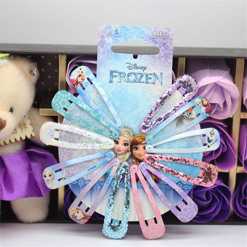 Disney Princess Anna and Elsa- Frozen Hair Accessories  For Kids